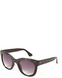 Forever 21 Leopard Print Square Sunglasses