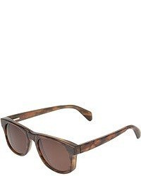 The Elder Statesman Wayfarer Sunglasses