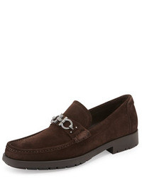 Dark brown loafers original 7262410