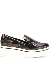 Stella McCartney Binx Platform Loafers