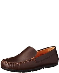 Umi Saul Ii Uniform Mocassin Driver Uniform Slip On Uniform Loafer