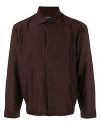 Cerruti 1881 Concealed Placket Shirt