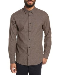 Selected Homme Lucas Houndstooth Check Sport Shirt