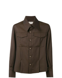 Ne.Sense Oversized Collar Shirt