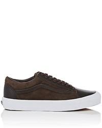 e398b39146 ... Vans Bny Sole Series Og Old Skool Nubuck Leather Sneakers