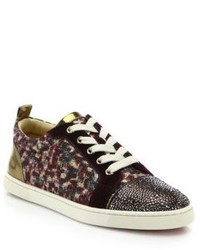 Christian Louboutin Gondolastrass Low Top Sneakers