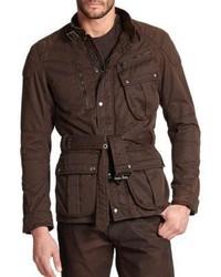 Ralph Lauren Black Label Four Pocket Pilot Jacket