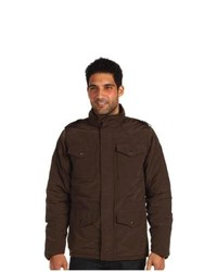 Spiewak Meade Field Jacket S4246 Coat Dark Coffee