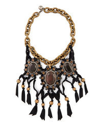 Dark Brown Necklace