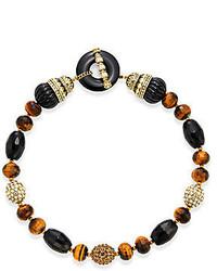 Heidi daus boho chic faceted bead necklace medium 309069