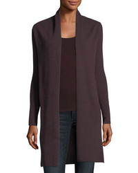 Cashmere collection classic cashmere duster cardigan plus size medium 4353570