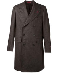 Dark brown overcoat original 2442831