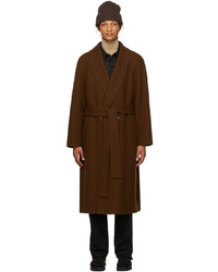 The Row Brown Ferro Coat