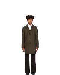 BOSS Brown Stratus Coat