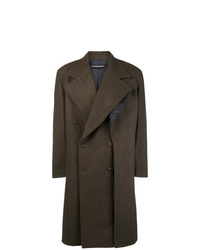Y/Project Y Project Double Breasted Coat