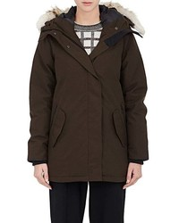 Cannington tech fabric down parka medium 6469637
