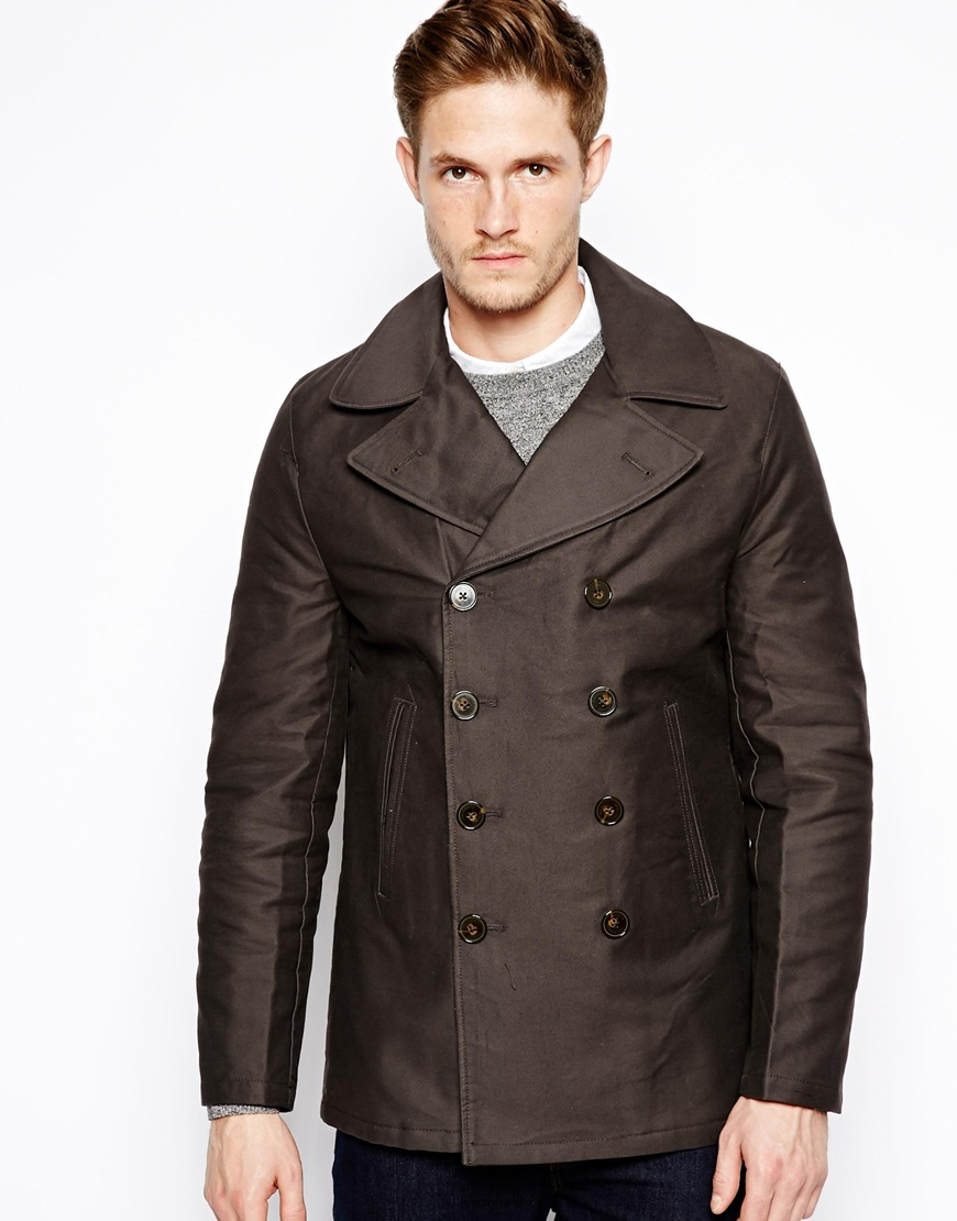 French Connection Peacoat | Where to buy & how to wear
