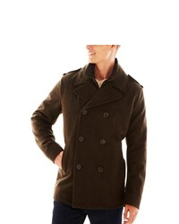 Levi S Pea Coat With Removable Bib