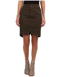 Joe's Jeans Academy Pencil Skirt In Cadence