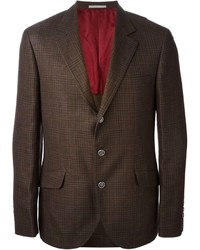 Brunello Cucinelli Plaid Blazer