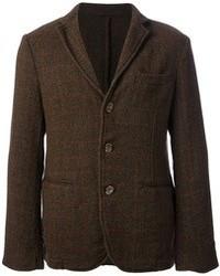 Original Vintage Style Authentic Checked Blazer