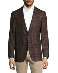 Plaid regula fit blazer medium 3701702