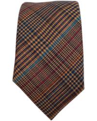 The Tie Bar Colorful Glen Plaid