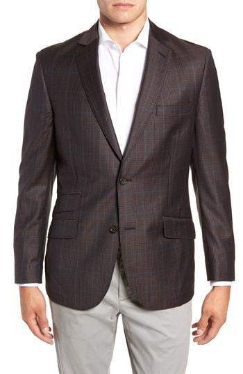 FLYNT Regular Fit Super 130s Wool Blazer