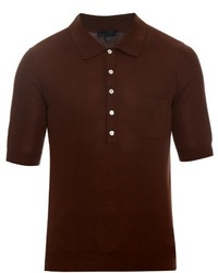 Dark Brown Polo