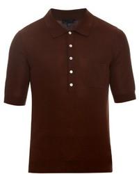 Dark Brown Polo