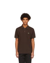 Lacoste Brown L1212 Polo
