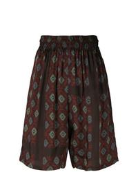 Hache Elasticated Waist Shorts