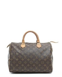 Pre owned monogram canvas speedy 30 bag medium 171036