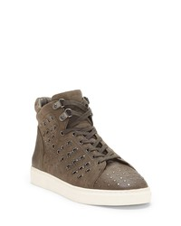 Vince Camuto Bestinda Studded High Top Sneaker