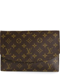 Louis vuitton vintage monogram clutch medium 404072