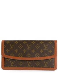 Louis Vuitton Vintage Monogram Dame Clutch