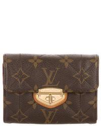 Louis Vuitton Monogram Etoile Compact Wallet