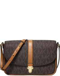 276a781b6529 MICHAEL Michael Kors Michl Michl Kors Charlton Large Crossbody Michael kors  fulton luggage leather crossbody,michael kors ...