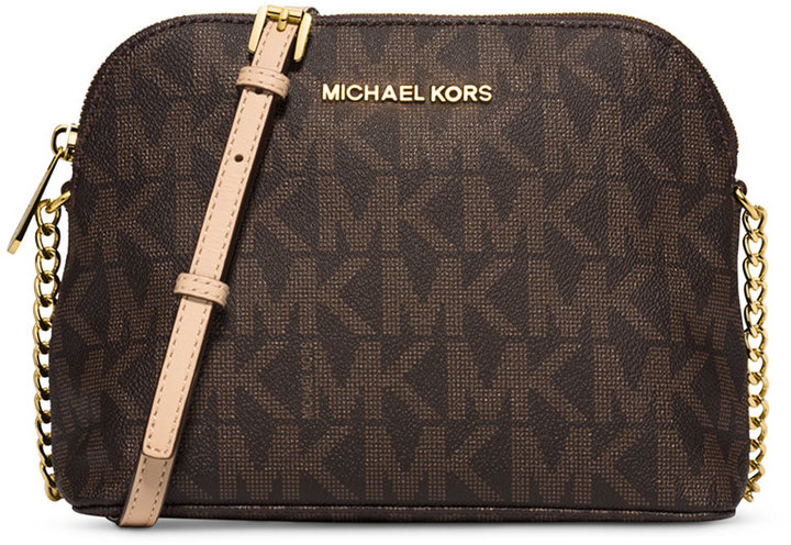 89027ba4ba9e ... MICHAEL Michael Kors Michl Michl Kors Cindy Large Dome Crossbody ...