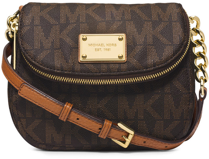 3b2587529825 ... MICHAEL Michael Kors Michl Michl Kors Jet Set Item Flap Crossbody ...