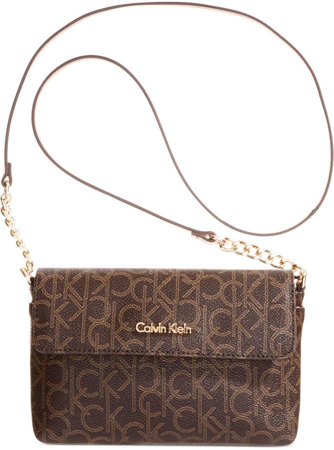 d726beee8f ... Bags Calvin Klein Monogram Crossbody ...