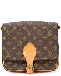 Louis Vuitton Vintage Signature Crossbody Bag