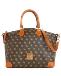 Dooney & Bourke Handbag Gretta Signature Satchel