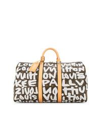 Keepall 50 graffiti travel bag medium 7486494