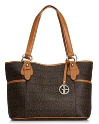 Giani Bernini Block Signature Tote
