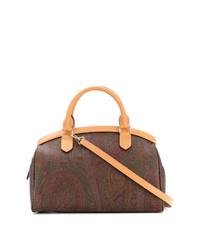 Paisley print bowling bag medium 7486032