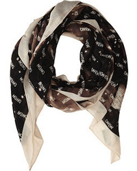 Marc by Marc Jacobs Intergalactic Logo Scarf Scarves