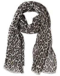 John varvatos animalier printed modal scarf medium 609541