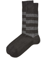 Church's Printed Socks With Cashmere