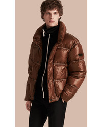 Burberry Down Filled Puffer Jacket